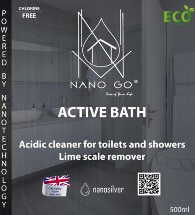 aktyvios putos vonios kambariui