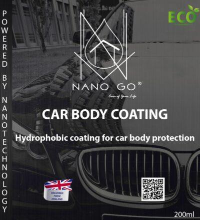 Ilgalaikė ir efektyvi automobilio kėbulo ir stiklų apsauga.